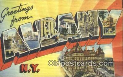Albany, NY, USA Postcard Post Card