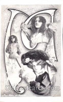 Miss Aella de Marney