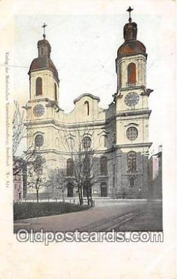 St Fakobs Pfarrkirche