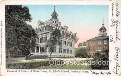 Convent of Sisters of Notre Dame, St Johns School
