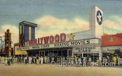 Hollywood, Dallas, Texas USA