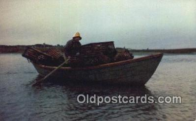 Maine Lobsterman