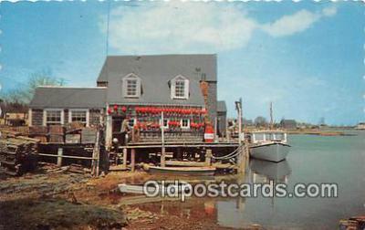 lob001039 - Maine Lobsterman  Postcard Post Card