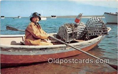 Lobsterman Fisherman