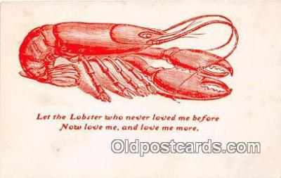 Let the Lobster Who Never Loved Me