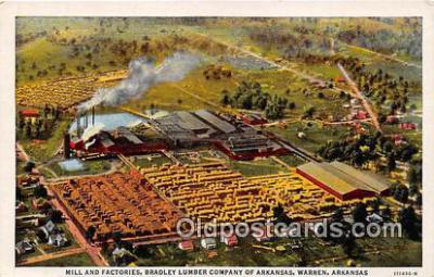 Mill & Factories, Bradley Lumber Company