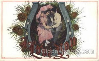 lov001079 - Couples, Lover, Lovers, Postcard, Postcards