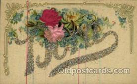 LLN001032 - Dora Large Letter Name, Names, Postcard Postcards