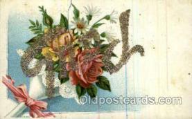 LLN001059 - Paul Large Letter Name, Names, Postcard Postcards