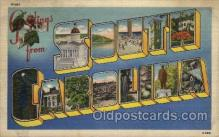 LLS001542 - South Carolina Large Letter State States Post Cards Postcards