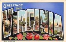 LLS100021 - Virginia, USA Postcard Post Cards