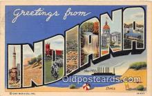 LLS100032 - Indiana, USA Postcard Post Cards
