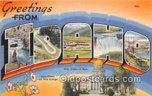 LLS100059 - Idaho, USA Postcard Post Cards
