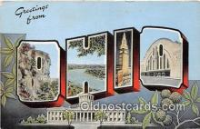LLS100068 - Ohio, USA Postcard Post Cards