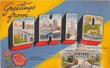 LLS100070 - Ohio, USA Postcard Post Cards