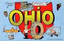 LLS100072 - Ohio, USA Postcard Post Cards