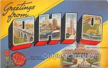 LLS100073 - Ohio, USA Postcard Post Cards