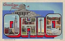 LLS100075 - Ohio, USA Postcard Post Cards