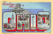 LLS100076 - Ohio, USA Postcard Post Cards
