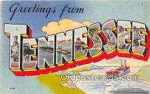 LLS100082 - Tennessee, USA Postcard Post Cards