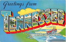 LLS100087 - Tennessee, USA Postcard Post Cards