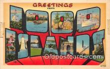 LLS100089 - Thousand Islands Canada Postcard Post Cards