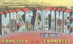 Muscatine, Iowa, USA
