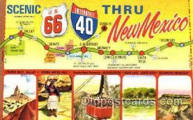 Route 66 New Mexico USA