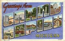 LLT001941 - Grand Rapids, Michigan, USA Large Letter USA Town, Towns, Postcard Postcards