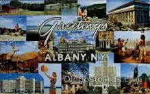 LLT1001121 - Albany, New York Large Letter Town Towns Post Cards Postcards