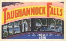LLT100204 - State Park, New York, Usa Large Letter Town, Towns, Postcard Postcards