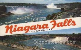 LLT100508 - Niagara Falls, Canada Large Letter Towns Postcard Postcards