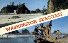 LLT100549 - Washington Seacoast Large Letter Town Towns Post Cards Postcards