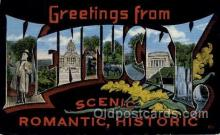LLT100781 - Kentucky Large Letter Town Towns Post Cards Postcards