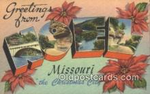 LLT200170 - Noel, Missouri, USA Large Letter Town Postcard Post Card Old Vintage Antique