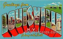 LLT300004 - Louisville Kentucky, USA Postcard Post Cards