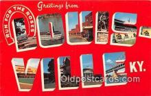 LLT300010 - Louisville Kentucky, USA Postcard Post Cards