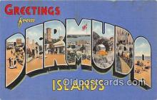 LLT300019 - Bermuda Islands  Postcard Post Cards