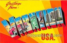 LLT300066 - Vacation USA Postcard Post Cards