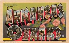 LLT300078 - Ozarks Arkansas, USA Postcard Post Cards