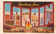 LLT300085 - Lorain Ohio, USA Postcard Post Cards