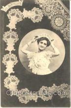 lac000007 - Lace postcard postcards