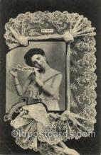 lac000019 - lace, knitting, sewing, Postcard Postcards