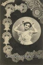lac000020 - lace, knitting, sewing, Postcard Postcards
