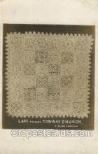 lac000022 - lace, knitting, sewing, Postcard Postcards
