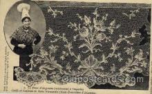 lac000039 - lace, knitting, sewing, Postcard Postcards
