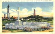 lgh001031 - Cape Henry, VA Light House, Houses Lighthouse, Postcard Postcards