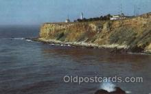 lgh001134 - Point Vicente Lighthouse USA Lighthouse, Lighthouses Postcard Postcards