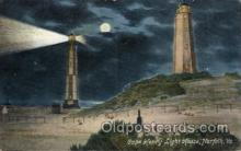 lgh001145 - Cape Henry lighthouse, Norfolk, VA. USA Lighthouse, Lighthouses Postcard Postcards