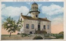 lgh001177 - Old Spanish lighthouse, Point Loma, California USA Lighthouse, Lighthouses Postcard Postcards
